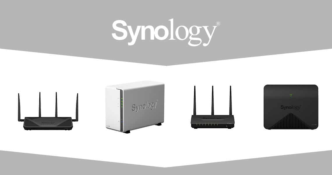 marque synology