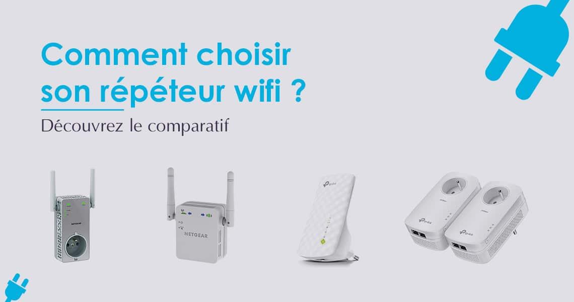 comparatif répéteur wifi